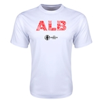 Albania Euro 2016 Elements Training T-Shirt (White)