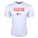 Germany Euro 2016 Elements Training T-Shirt (White)