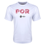 Portugal Euro 2016 Elements Training T-Shirt (White)