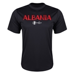 Albania Euro 2016 Core Training T-Shirt (Black)