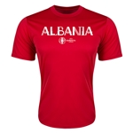 Albania Euro 2016 Core Training T-Shirt (Red)