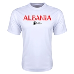 Albania Euro 2016 Core Training T-Shirt (White)