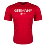Germany Euro 2016 Core Training T-Shirt (Red)