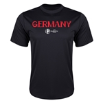 Germany Euro 2016 Core Training T-Shirt (Black)