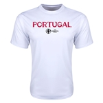 Portugal Euro 2016 Core Training T-Shirt (White)