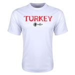 Turkey Euro 2016 Core Training T-Shirt (White)