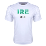 Ireland Euro 2016 Elements Training T-Shirt (White)