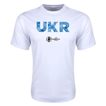 Ukraine Euro 2016 Elements Training T-Shirt (White)