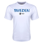 Sweden Euro 2016 Core Training T-Shirt (White)