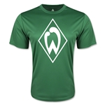 Werder Bremen Core Poly T-Shirt (Green)