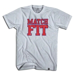 Objectivo Match Fit T-shirt