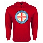 Melbourne City Hoody (Red)