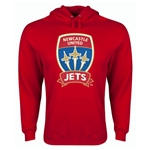 Newcastle Jets Hoody (Red)