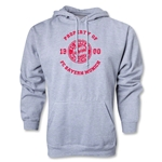 Bayern Munich Distressed Property Hoody (Ash Gray)
