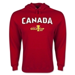 Canada CONCACAF Gold Cup 2015 Big Logo Hoody (Red)