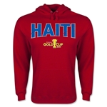 Haiti CONCACAF Gold Cup 2015 Big Logo Hoody (Red)