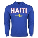 Haiti CONCACAF Gold Cup 2015 Big Logo Hoody (Royal)