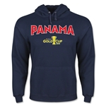 Panama CONCACAF Gold Cup 2015 Big Logo Hoody (Navy)