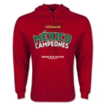 Mexico Gold Cup Celebration Spanish Hoody (Red)