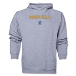 Anguilla CONCACAF Distressed Hoody (Ash Gray)