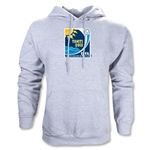 FIFA Beach World Cup 2013 Emblem Hoody (Ash)