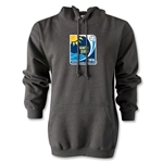 FIFA Beach World Cup 2013 Emblem Hoody (Dark Gray)