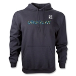 FIFA Confederations Cup 2013 Uruguay Country Hoody (Black)