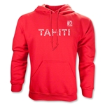 FIFA Confederations Cup 2013 Tahiti Country Hoody (Red)