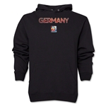 Germany FIFA Women's World Cup Canada 2015(TM) Soccer Hoody (Black)
