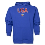 USA FIFA Women's World Cup Canada 2015(TM) Soccer Hoody (Royal)