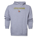 Cote d'Ivoire FIFA Women's World Cup Canada 2015(TM) Soccer Hoody (Ash)