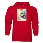 FIFA Women's World Cup Canada 2015(TM) French Poster Hoody (Red)