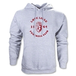 LOSC Lille Distressed Hoody (Gray)