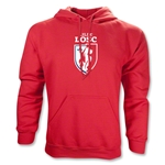 LOSC Lille Crest Hoody (Red)