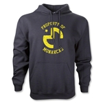 Morelia Monarcas Distressed Property Hoody (Black)