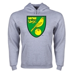 Norwich City Core Hoody (Ash Gray)