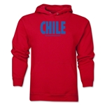 Chile Powered by Passion Hoody (Red)