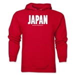 Japan Powered by Passion Hoody (Red)