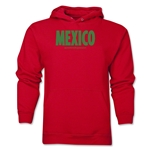 Mexico Powered by Passion Hoody (Red)