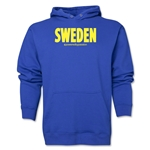 Sweden Powered by Passion Hoody (Royal)