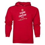 FC Santa Claus Sleighing the Competition Men's Hoody (Red)