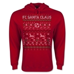 FC Santa Claus Christmas Sweater Hoody (Red)