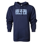 Argentina Soccer Supporter Hoody (Navy)