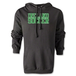Ireland Soccer Supporter Hoody (Black)