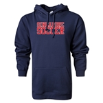 Singapore Soccer Supporter Hoody (Navy)