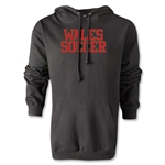 Wales Soccer Supporter Hoody (Black)