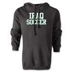 Iraq Soccer Supporter Hoody (Black)