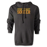 Ivory Coast Soccer Supporter Hoody (Black)