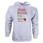 Burkina Faso Country Hoody (Gray)