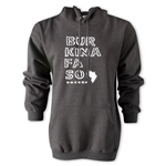 Burkina Faso Country Hoody (Dark Gray)